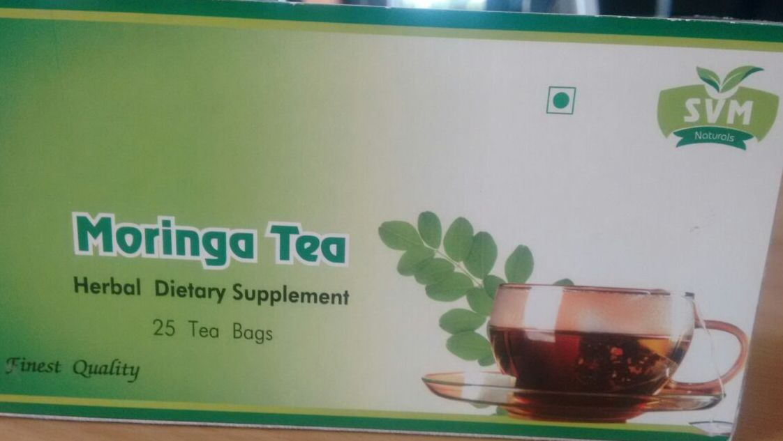 Cleaned Genuine Moringa Tea Bags Exporters India