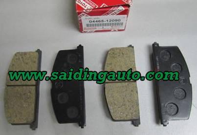 Brake pad for Caldina Camry Carina Corolla Cynos Sprinter OEM 04491-10180
