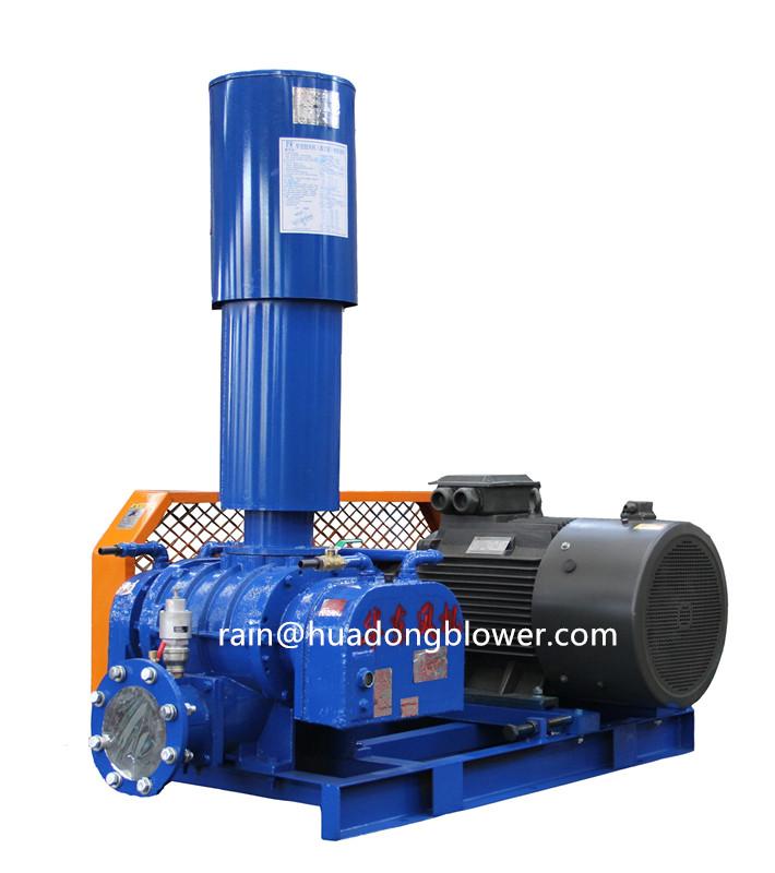 HDSR roots blower and vacuum pump