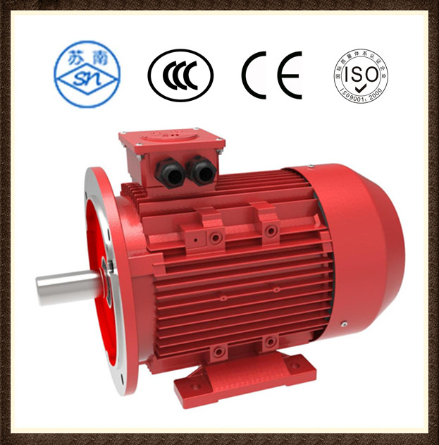 Three phase asynchronous motor
