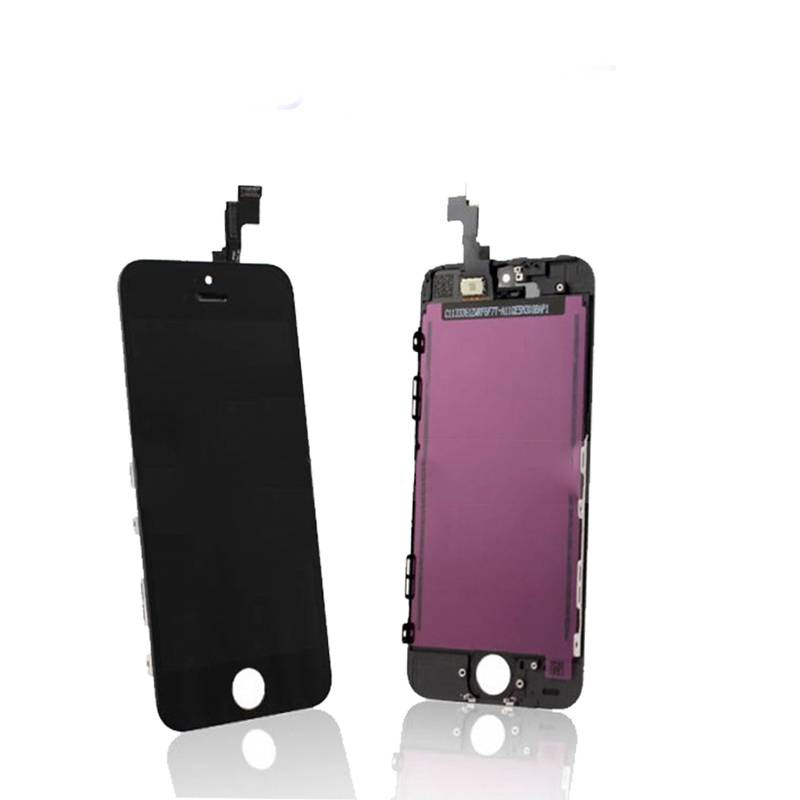 iphone 5s lcd assembly with frame