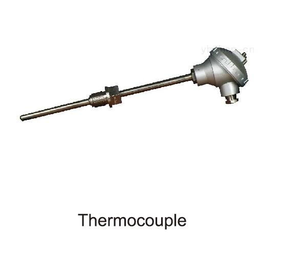 thermocouple of mixing plant