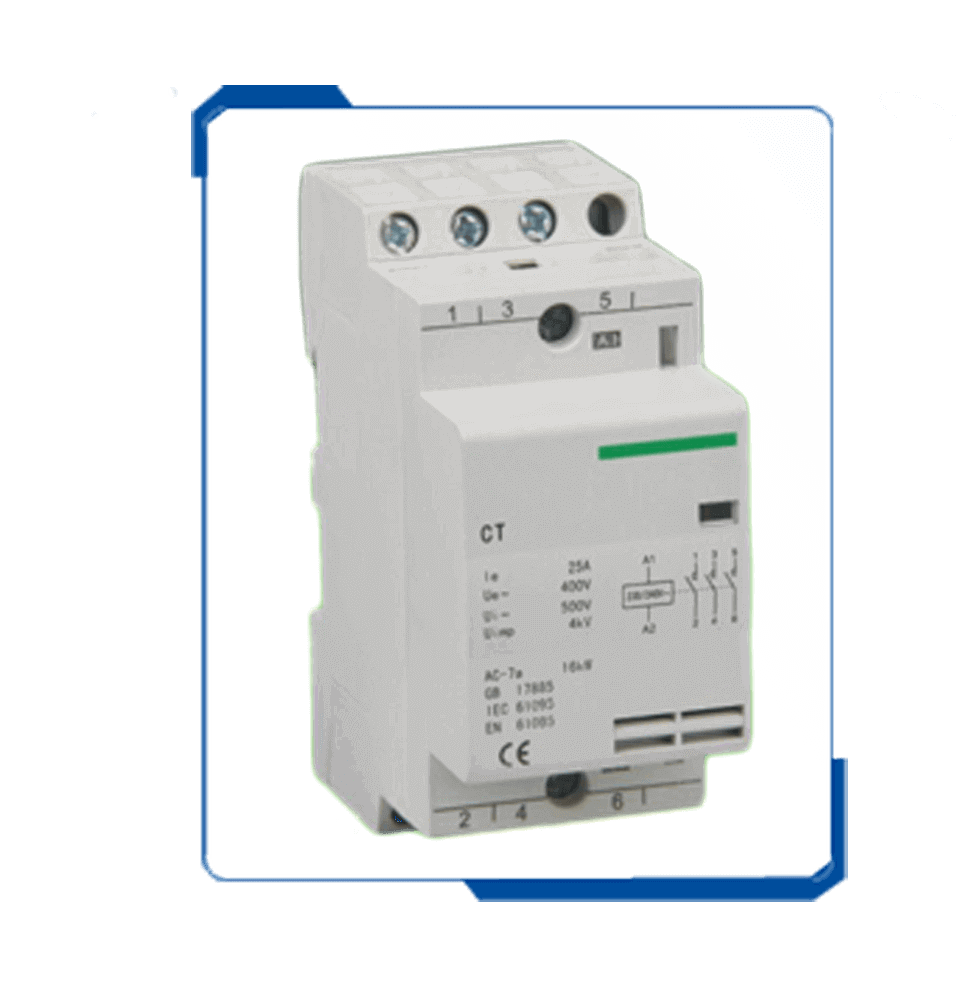 CT Series Household AC power low voltage Contactor