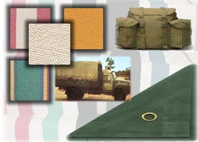 Canvas Fabric & Canvas Products