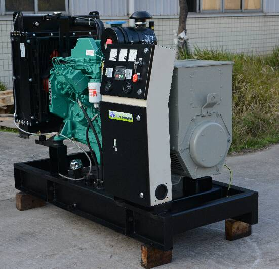 Power Generators with Chinese Engine Shangchai Brand 80kVA in Stock On sale