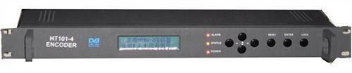 4 Channels MPEG-2 SD Encoder