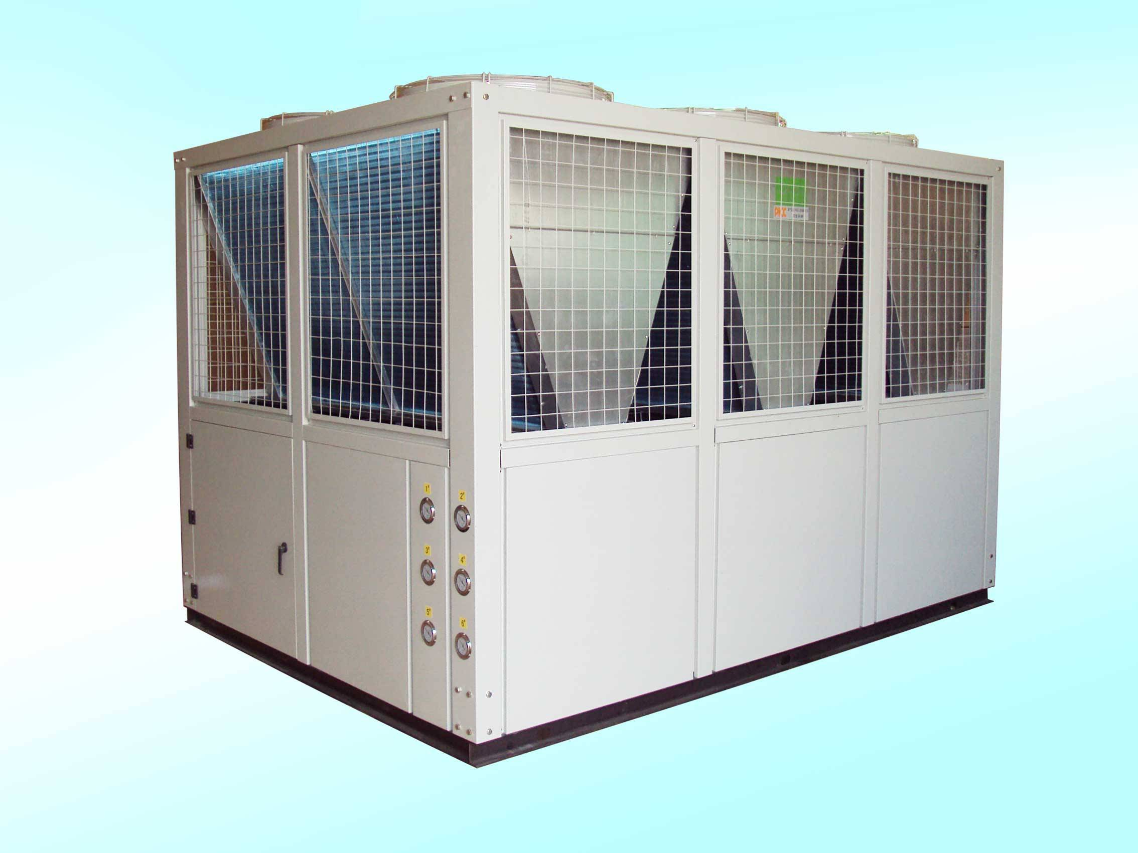 Air Cooled Scroll Modular Chiller