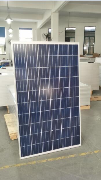 a grade poly solar panel 250w