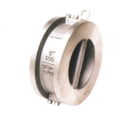 Dual-Disc Swing Type Check Valve