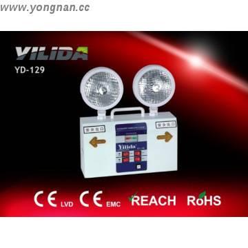 Adjustable Halogen Bulb Head of Emergency Twin Spot Light