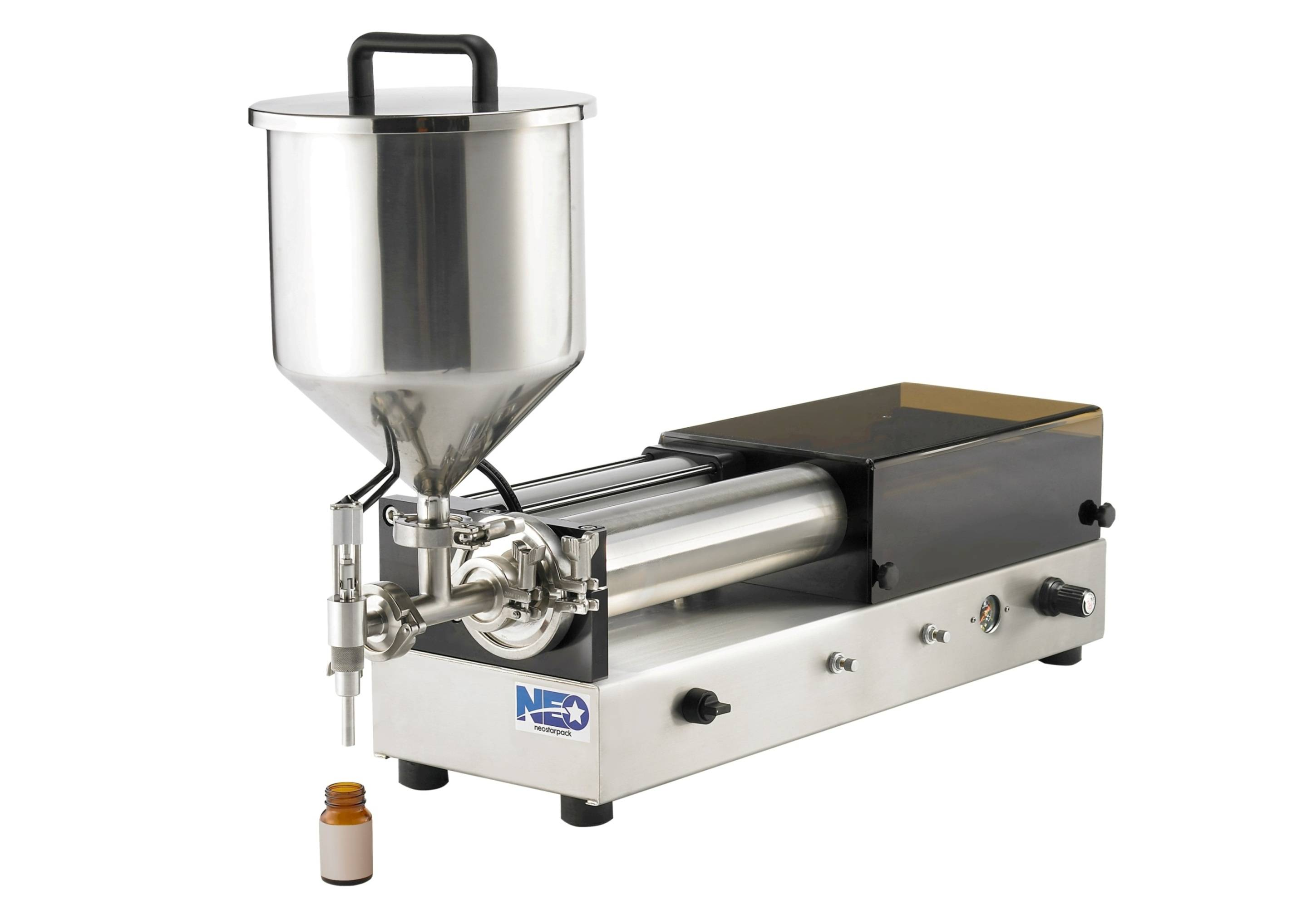 Semi-automatic liquid filler NFP-100
