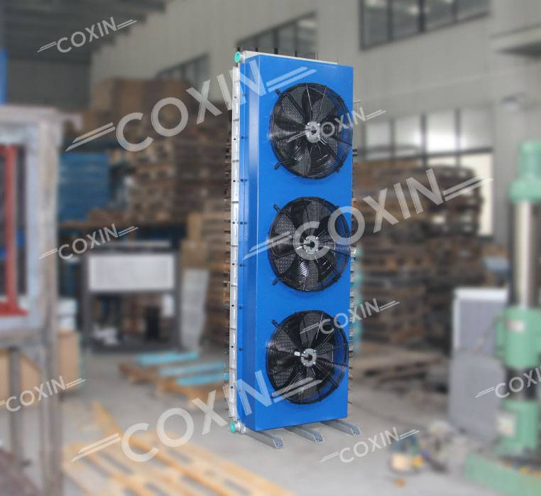 Air-cooled Oil Cooler/Air Oil Cooler/Hydraulic Oil Cooler/Plate-fin Heat Exchanger/Aluminum Fin Oil