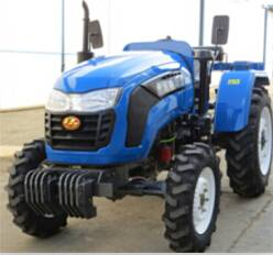 Good Quality Wheel Tractor 40 hp (4WD)