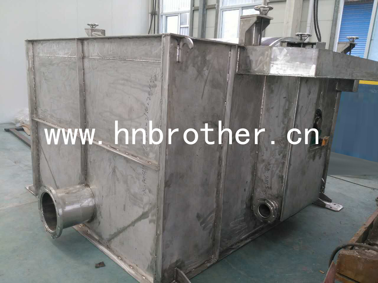 Pressurzied Vat For Paper-making Machine