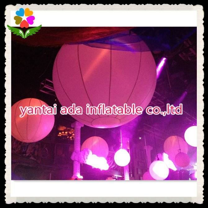 Event Decoration Inflatable Ball With LED light