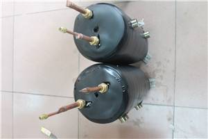 high efficiently stainless steel condensing heat exchanger