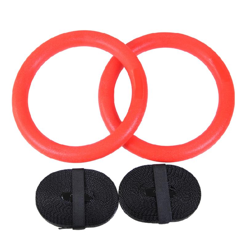 Eco-Friendly Gym Training ABS Gymnastic Ring