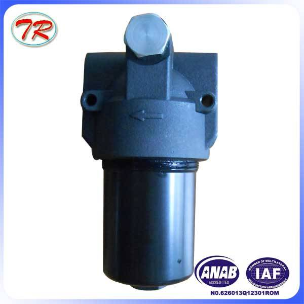 PMA hydraulic in line oil filter strainer