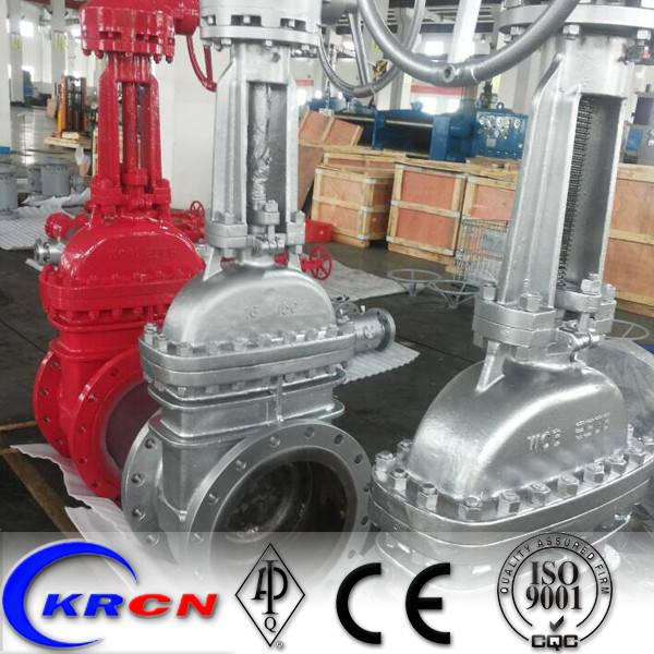 Flange Carbon Steel & Stainless Steel Gate Valve