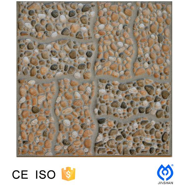 300*300*8.5mm Ink jet 3D print ,Ceramic stone-look floor tile