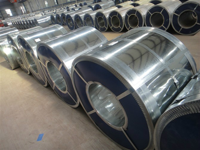 1.5mm hot dipped galvanized steel coil