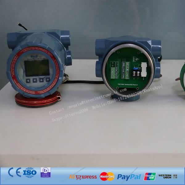 RS485 modbus magnetic flow meter transmitter