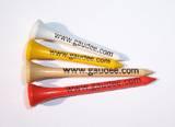 Custom print wood Golf Tees,bamboo golf tees