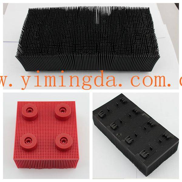 192.5*95*43.5mm Long Bristle Block Spare Part Suitable for Lectra MH