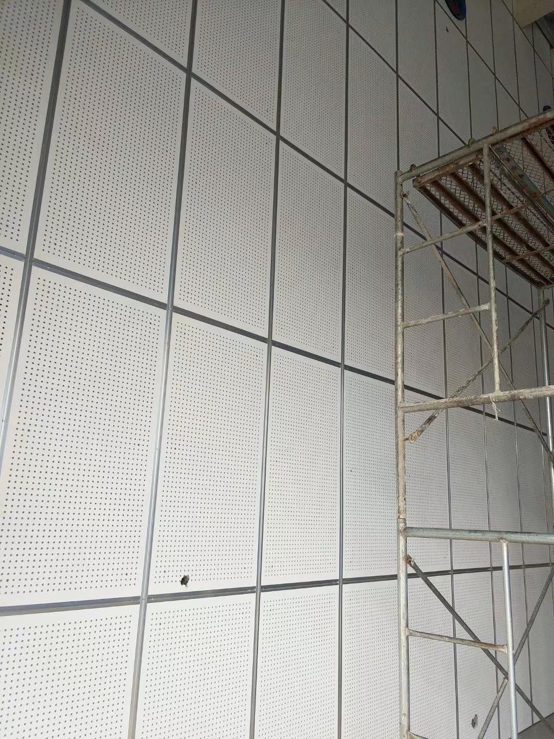 12mm perforated gypsum wall board