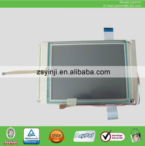 "SP12N001-T LMG6381QHGE LMG6382QHGE  LMG6380QHGR LMG6382QHF 4.8"" INCH 256*64 STN LCD PANEL"