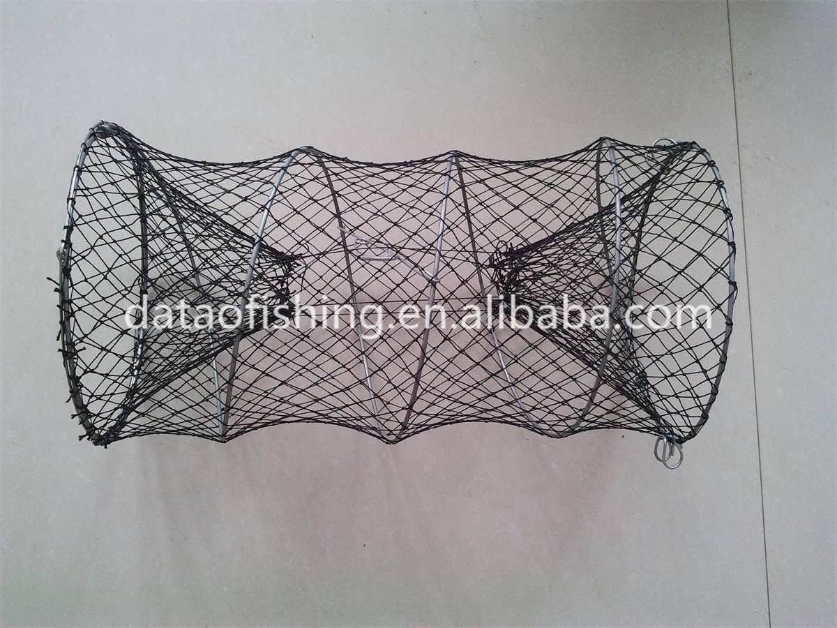 China folding lobster trap, shrimp trap, round crab traps, crab pots