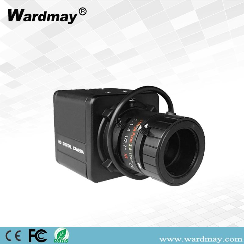 H. 265 CCTV 2.0MP Super Sony Starlight Mini Box HD Video Security Surveillance IP Camera