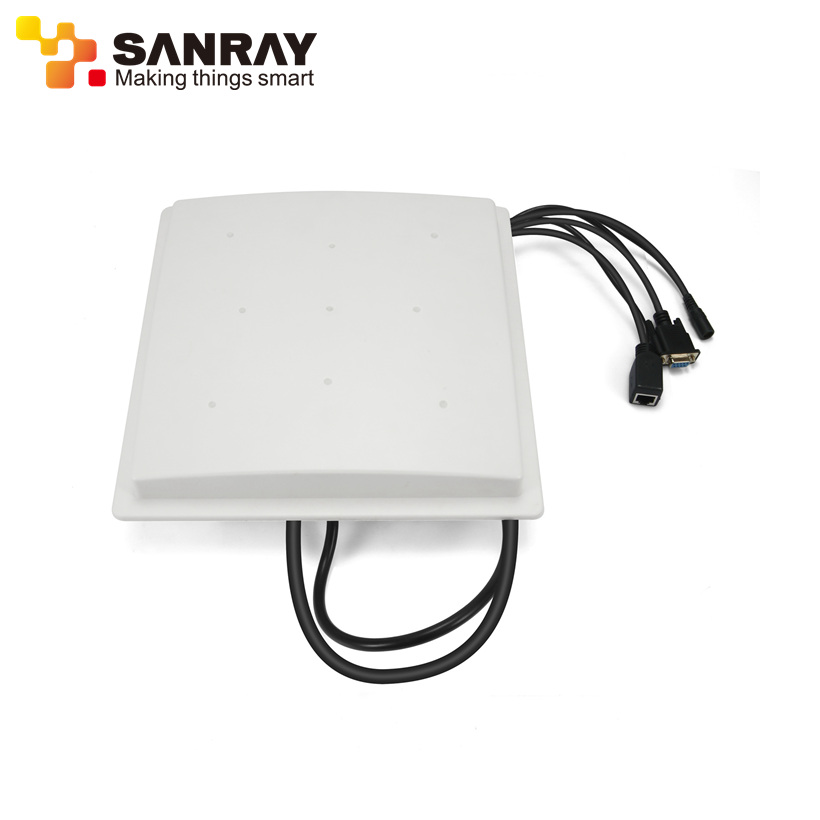 IP65 Waterproof Outdoor UHF RFID Reader for Car Parking Access Control