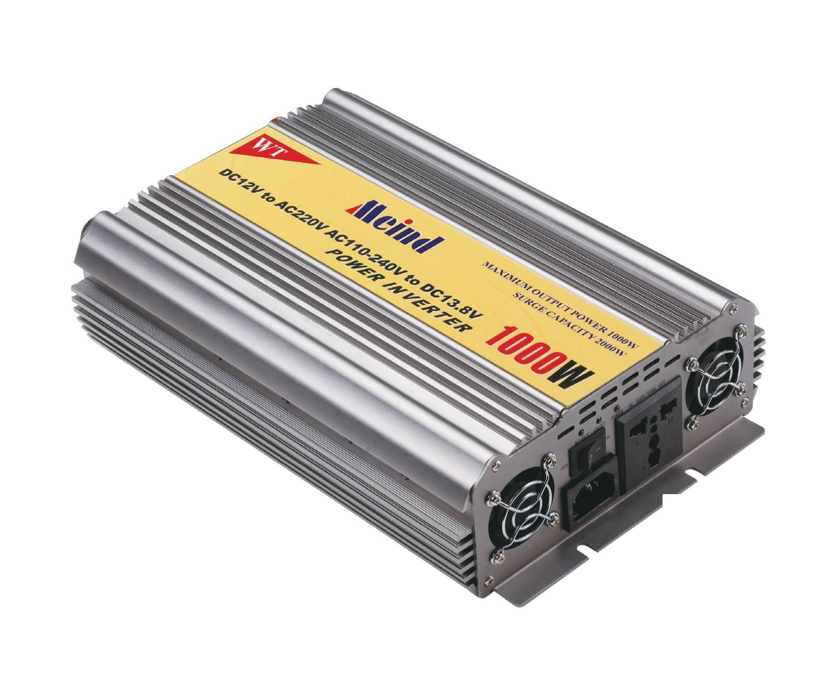 1000w modified sine wave  power inverter for solar system