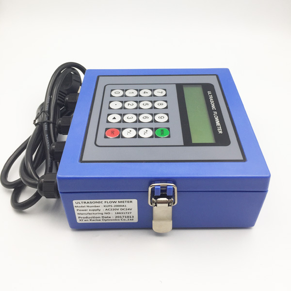 Digital diesel flow meter ultrasonic flow meter price