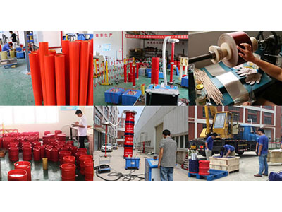 SXBP-10000kVA/600kV Variable Frequency Resonant (VF) Test System-Solution Brief