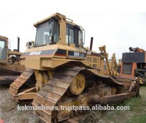 used  bulldozer cater D6R LGP