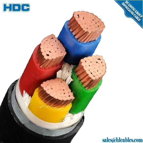 PVC Power Cable,IEC 22/35kV 4*240mm2 Power Cable