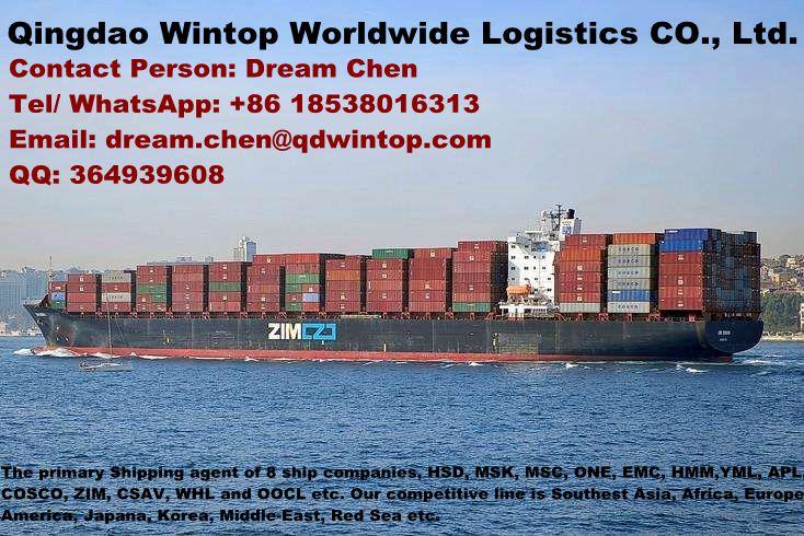China First Class Sea Freight Forwarder To Korea - Qingdao Wintop