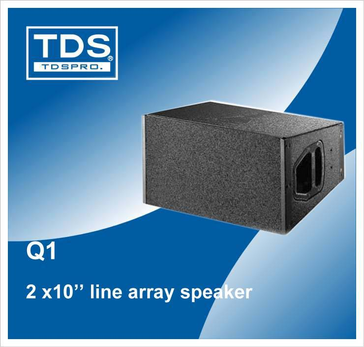 Small Theatre PA System