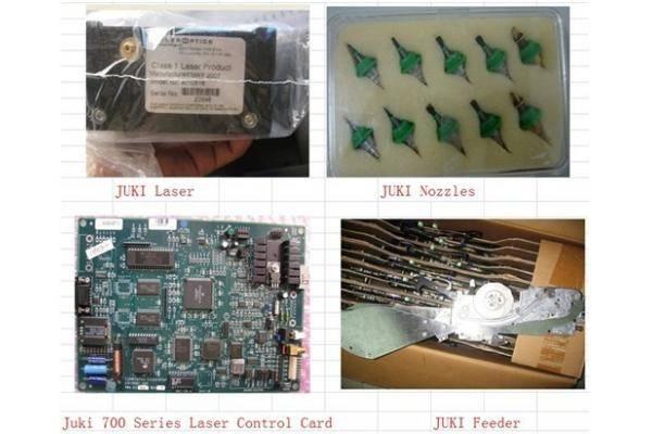 JUKI machine Spare Parts,Smt Feeder,Smt Sensor,Driver,Sever,Motor,Laser