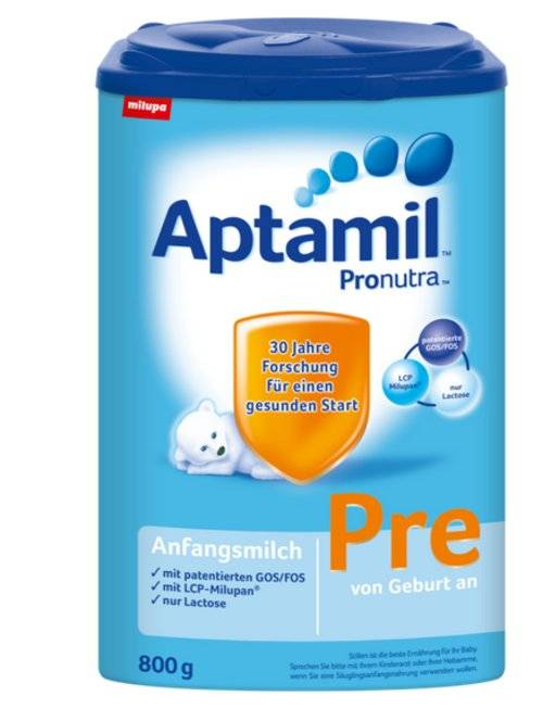 APTAMIL Pre Infant Baby Milk