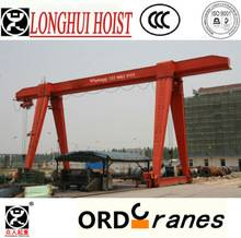Hot Sale a-frame gantry crane With mounted crane Best Quality construction crane