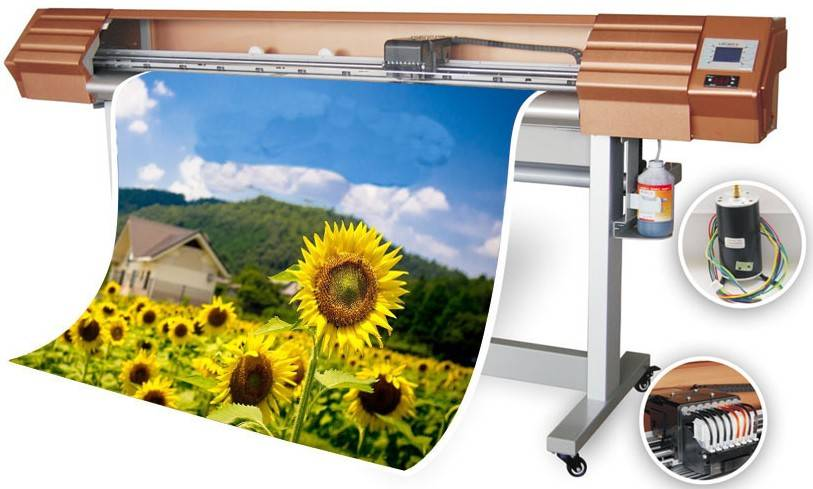 Indoor printer Easyjet 51W1