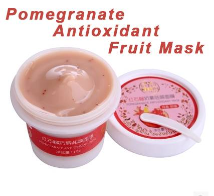 Pomegranate antioxidant Mask