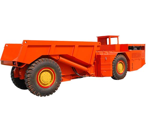 China Underground Dump Truck Diesel Power Drive 8 ton price for Tunnel Construntion Heavy Duty