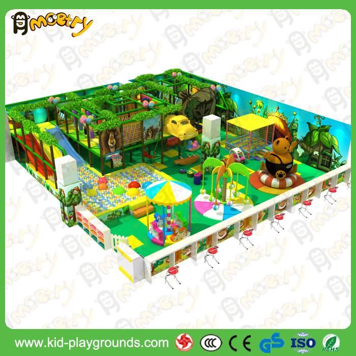 Kid Indoor Soft Playground,Children's Play Equipment,Indoor Playhouse