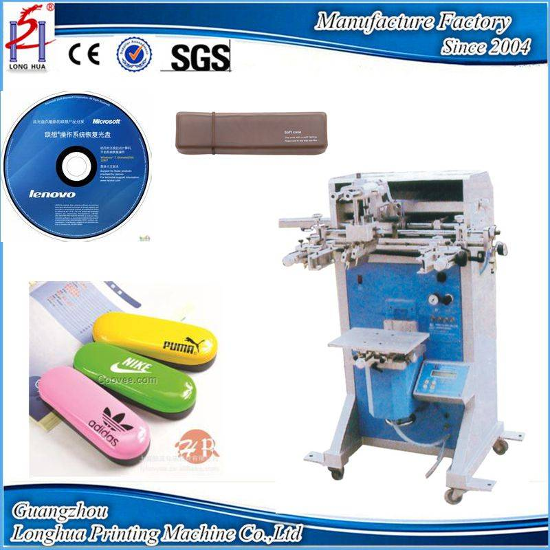 Flat surface products Screen printing machine