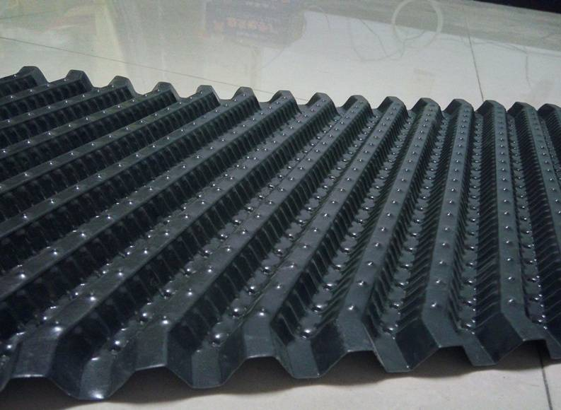 PVC sheet infill for cooling tower, cooling tower packing