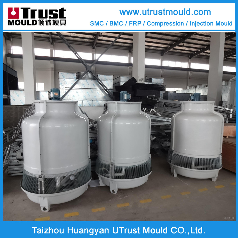 UTrust mould SMC cooling tower moulds